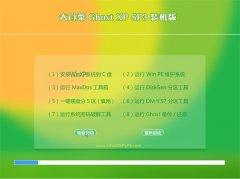 大白菜WinXP 专业装机版 2021.04
